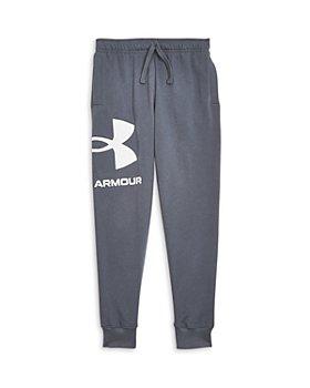 Under Armour - Boys' Rival Fleece Logo Joggers - Big Kid