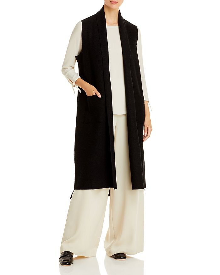 Eileen Fisher - Long Vest