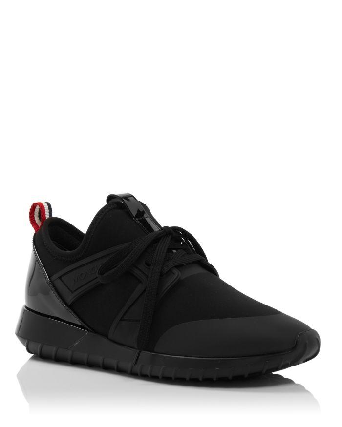 Moncler Women's Meline Low-Top Sneakers  | Bloomingdale's