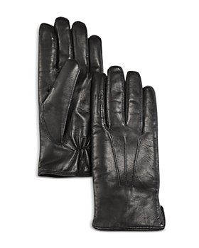 The Men's Store at Bloomingdale's - Shearling Lined Leather Gloves - 100% Exclusive