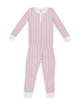 Roller Rabbit - Unisex Cotton Hathi Pajama Set - Little Kid, Big Kid