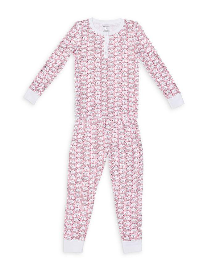 Roller Rabbit Unisex Cotton Hathi Pajama Set - Baby    Bloomingdale's