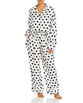 Sleeper - One Size Big Dot Pajama Set