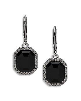 Ralph Lauren - Emerald Cut Drop Earrings