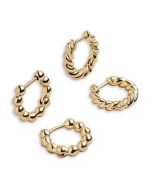 Baublebar Swivel Huggie Hoop Earrings, Set of 2-Jewelry & Accessories