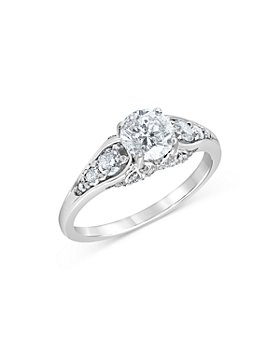 Bloomingdale's - Diamond Engagement Ring in 14K White Gold, 1.35 ct. t.w. - 100% Exclusive
