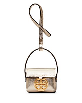 Tory Burch - Miller Metallic Airpods Case