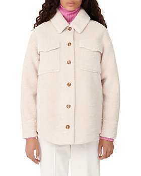 Maje - Balerio Faux Fur Jacket