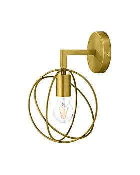Modway - Perimeter Brass Wall Sconce Light Fixture