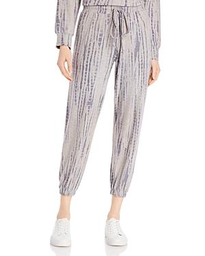 Sundry Shibori Printed Sweatpants