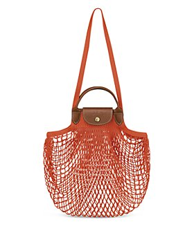 Longchamp - Le Pliage Filet Knit Bag