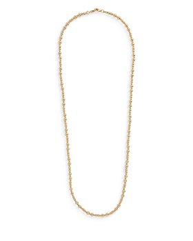 BAUBLEBAR - Mixed Pisa Chain Mask Chain, 28""