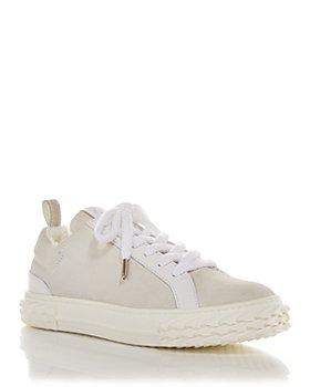 Giuseppe Zanotti - Women's Terry Blabber Sneakers