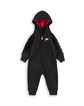 Nike - Hooded Fleece Coverall - Baby