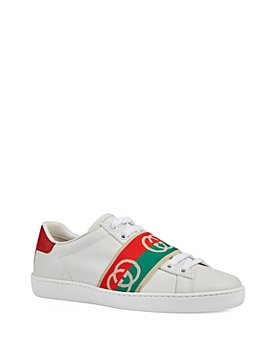 Gucci - Women's New Ace Low Top Sneakers