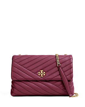 Tory Burch - Kira Chevron Leather Shoulder Bag