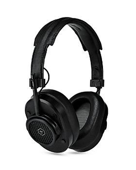 Master & Dynamic - MH40 Black Wireless Headphones