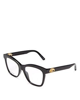 Dior - Women's Butterfly Eyeglasses, 52mm
