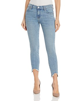 7 For All Mankind - Ankle Skinny Jeans in Saratoga
