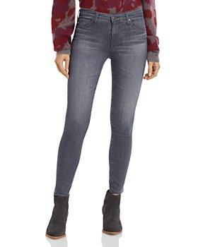 AG - AHD1389 Super Skinny Jeans in Embers