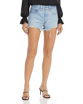 Levi's - 501 Original Cutoff Jean Shorts