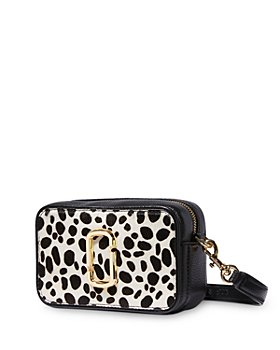 MARC JACOBS - The Softshot 17 Small Leather Crossbody