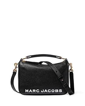 MARC JACOBS - The Soft Box 23 Leather Shoulder Bag
