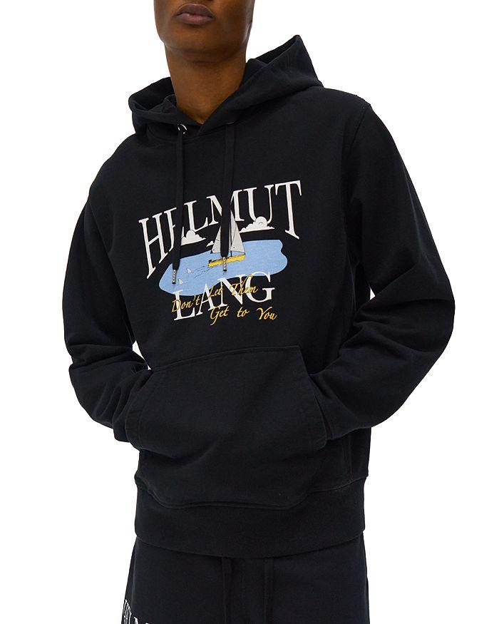 Helmut Lang - x Saintwoods Ocean Hoodie