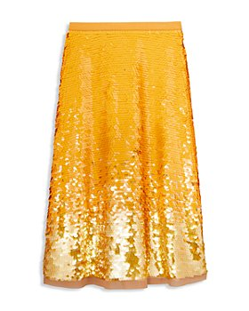 Tory Burch - Sequin Embellished Skirt
