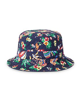 Polo Ralph Lauren - Polo Bear Cotton Chino Bucket Hat