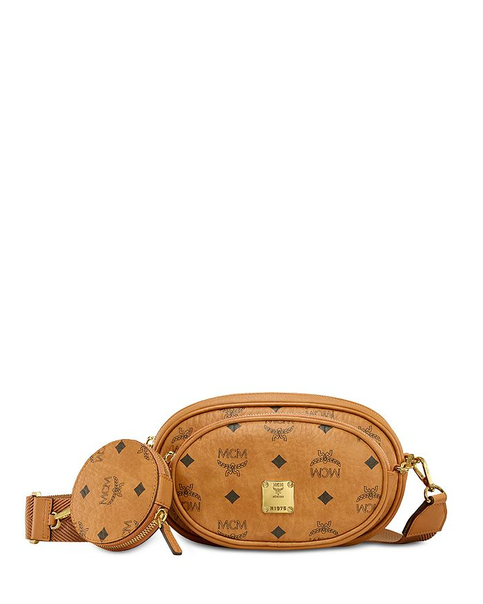MCM - Visetos Essential Multi-Pochette Belt Bag