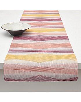 """Chilewich - Kimono Table Runner 72""""L x 12""""W"""