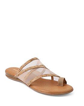 Andre Assous - Women's Nina Featherweights™ Mesh Sandals