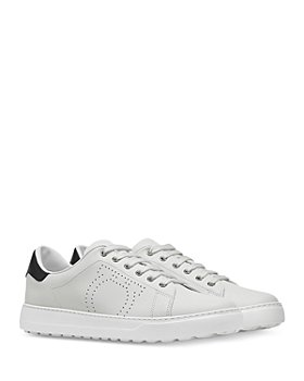 Salvatore Ferragamo - Men's Pierre Low Top Sneakers