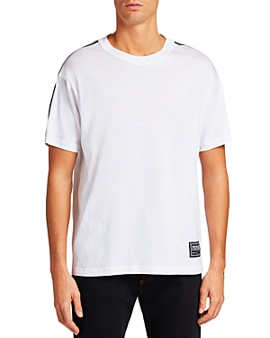 Versace Jeans Couture Logo Tape Tee-Men