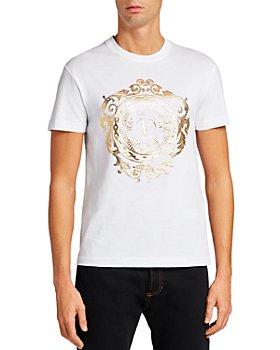 Versace Jeans Couture - Baroque V-Emblem Tee
