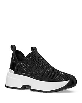 MICHAEL Michael Kors - Women's Cosmo Stretch Slip On Sneakers