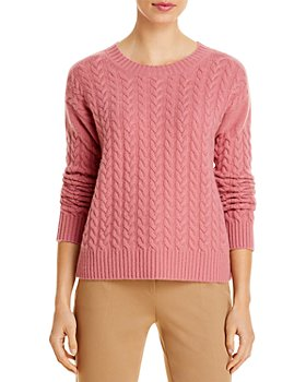 Max Mara - Breda Cable Knit Sweater