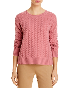 Max Mara Breda Cable Knit Sweater