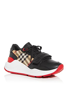 Burberry - Women's Ramsey Vintage Check Low Top Sneakers