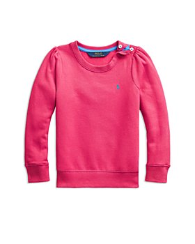 Ralph Lauren - Girls' Fleece Top - Little Kid