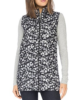 B Collection by Bobeau - Long Puffer Vest