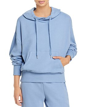 AQUA - Cotton Hooded Sweatshirt