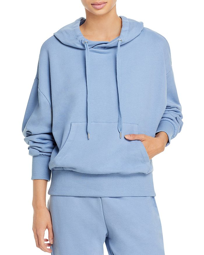 AQUA - Cotton Hooded Sweatshirt