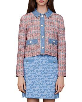Maje - Venise Tweed Jacket