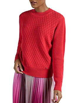 Ted Baker - Mixed Stitch Sweater