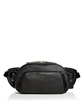 COACH - Hitch Leather Belt Bag