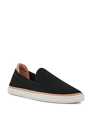 Ugg WOMEN'S SAMMY KNIT SLIP ON SNEAKERS