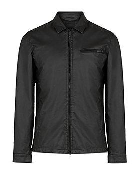 John Varvatos Star USA - Jax Slim Fit Shirt Jacket