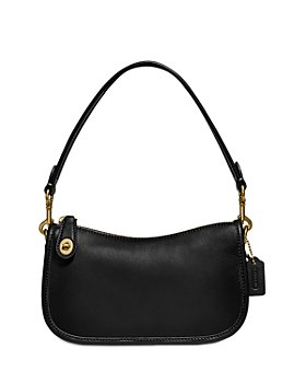 COACH - Swinger Mini Leather Handbag